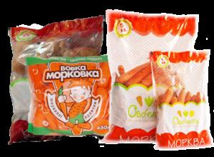 овощи упаковка