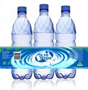 этикетки для минеральной воды