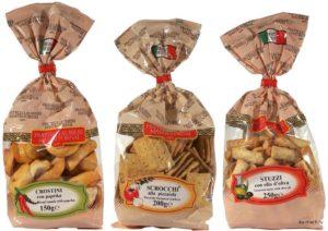 Упаковка для хлеба и хлебобулочных изделий.