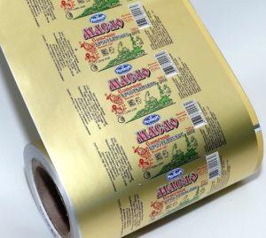 упаковка для сливочного масла