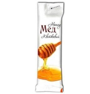 пакетик стик для мёда