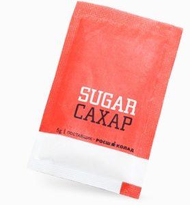 пакетики под сахар
