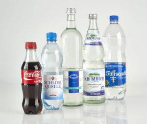 этикетки на ПЭТ бутылки
