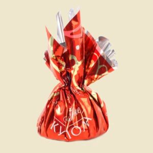 BOPP + AL упаковка конфеты